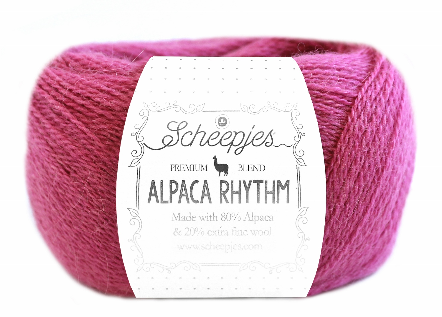 Alpaca Rhythm 666 Merengue