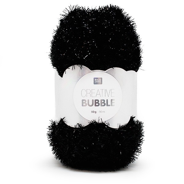 Bubble 012 zwart