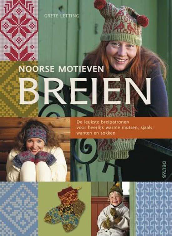 Noorse Motieven Breien Naaiatelier T Klosje